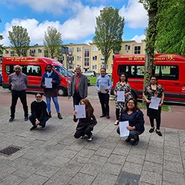 Opening stichting wijkbus